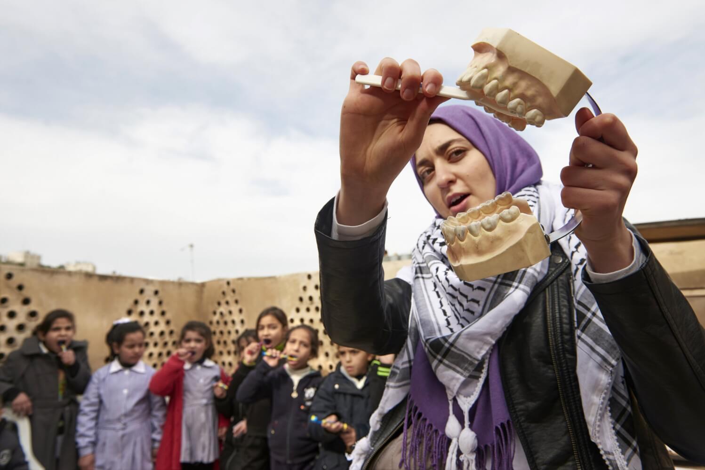 Tandsundhed Uden Grænser Palæstina