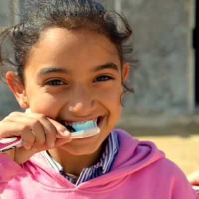 Tandbørstetid Palæstina